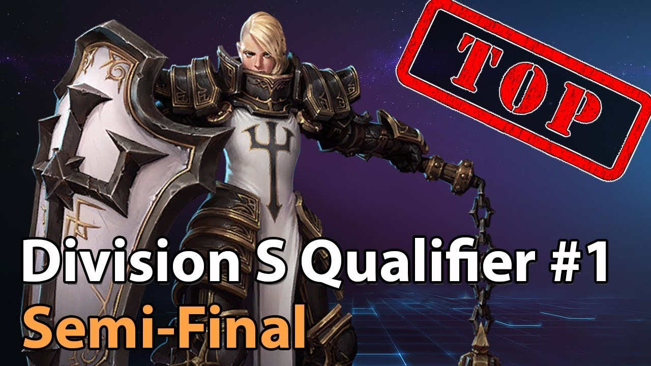 ► Hold My Beer vs. Feel The Heat - Division S Qualifier - Heroes of the Storm Esports