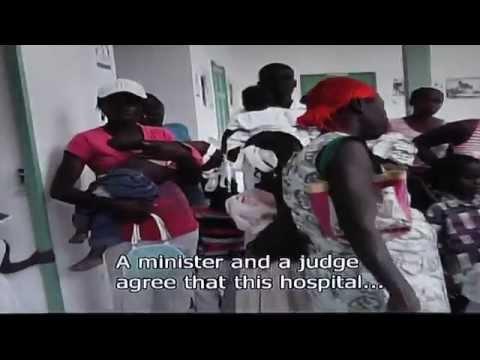 Fireflies in the Night - Cuban Medical Aid to Haiti