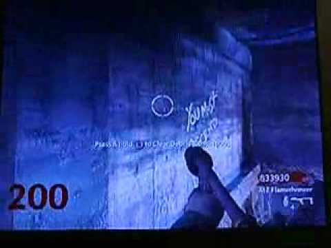 Nazi Zombies Nacht der Untoten New Glitch LEVEL 201 [Call of Duty: World at War]