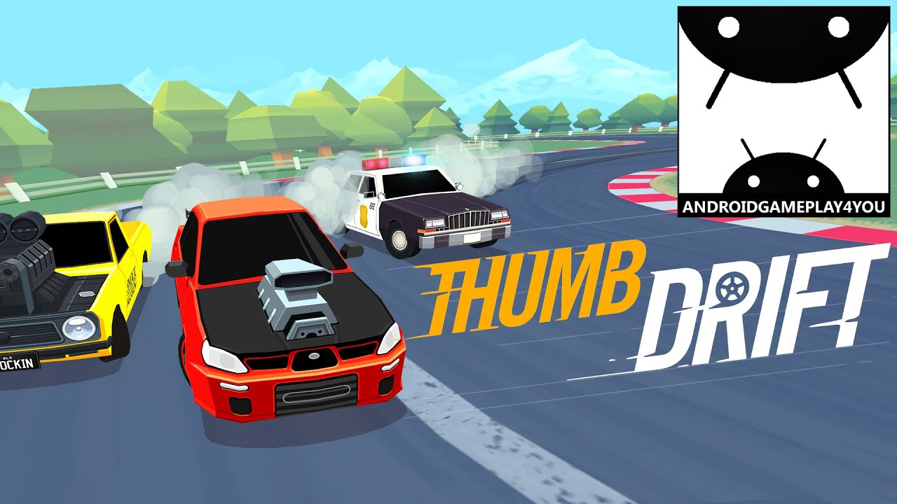 Thumb Drift Furious Racing Android Gameplay Trailer By