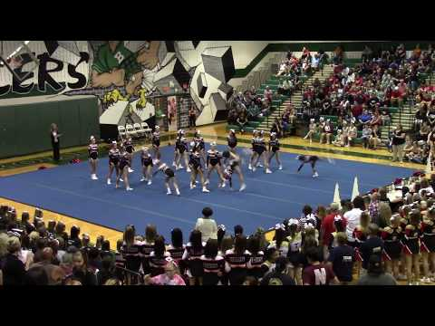 Cave Spring High School at Broadway Invitational 2018