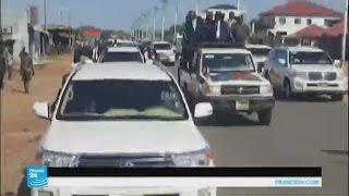 فيديو.. سيلفا كير يجوب شوارع العاصمة لتكذيب شائعات وفاته