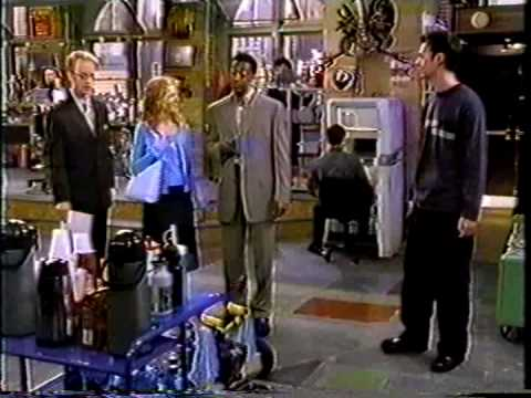 BattleBot Highlights of Grownups Sitcom, May 2000 Episode.  5/2000