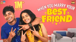 When You Marry Your Best Friend   #StayHome Create #Withme   Narikootam   Tamada Media