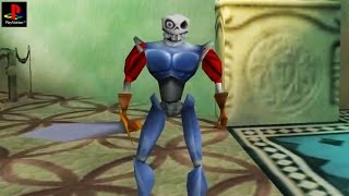 Medievil 2 - Gameplay PSX / PS1 / PS One / HD 720P (Epsxe)
