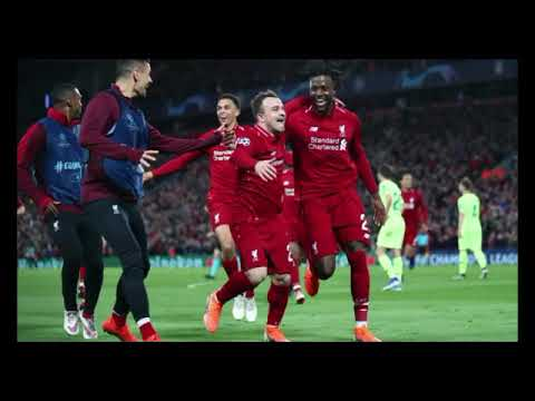 BBC Commentary (Goals Only) - Liverpool 4-0 Barcelona