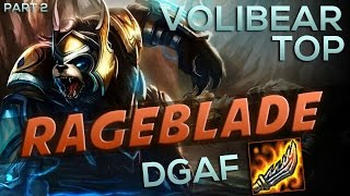 Season 6 | 5.22 DGAF Rageblade Volibear My Way Part 2