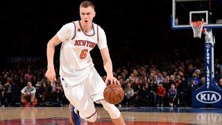 Kristaps Porzingis Ready to TAKE OVER the NBA?