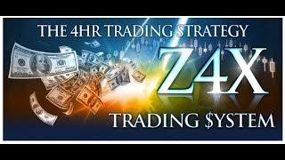 Z4X FOUR HOUR FOREX TRADING SYSTEM