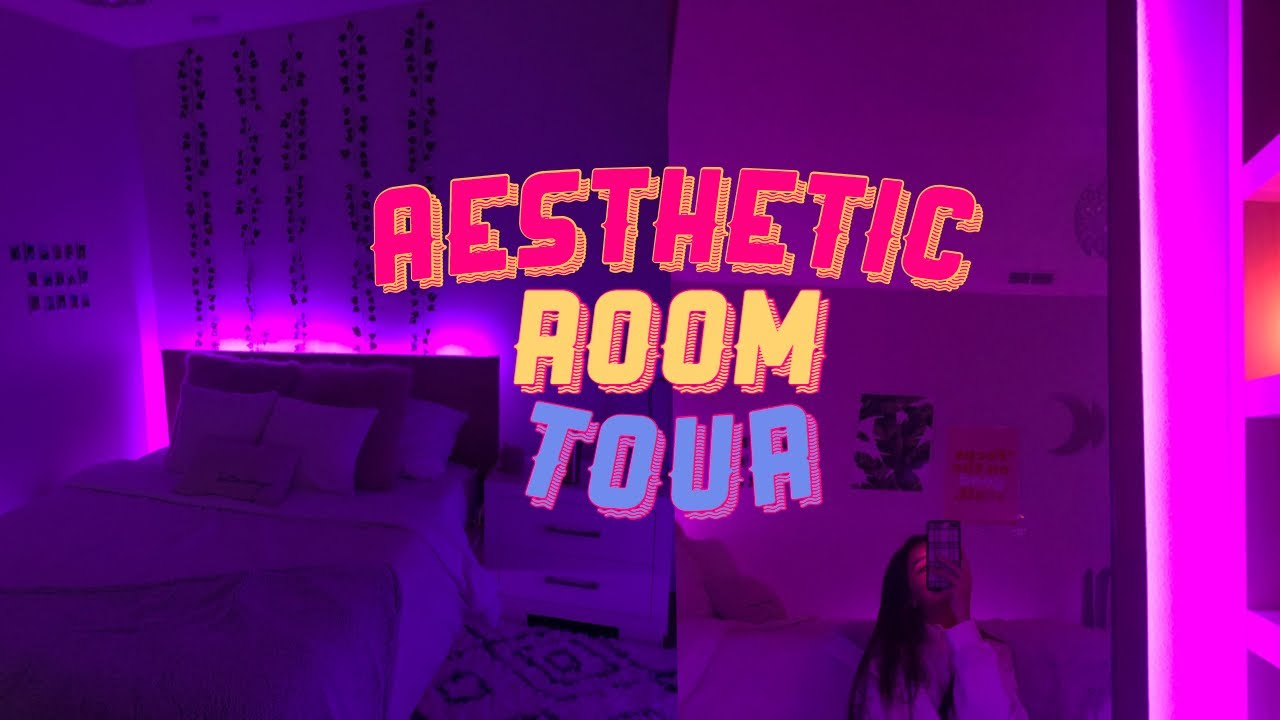 Aesthetic Room Tour Youtube
