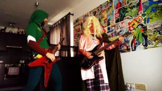 Zelda Medley - Metal Freak