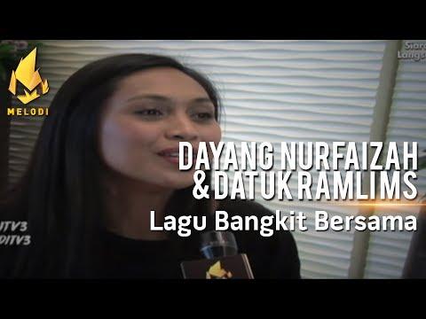 Dayang Nurfaizah & Datuk Ramli MS | Bangkit Bersama! | Melodi
