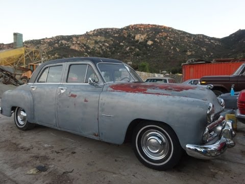 1951 Dodge Coronet MOPAR Chrysler Newport For Sale Video