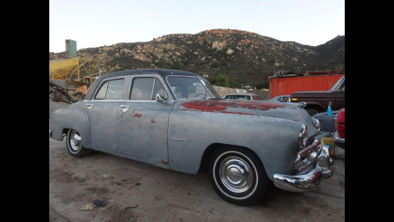 1951 Dodge Coronet MOPAR Chrysler Newport For Sale Video - YouTube