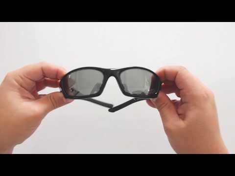 Oakley Straight Jacket | Como Trocar As Lentes