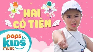 Download lagu Hai Cô Tiên - Gia Ân Jolly (Nhóm Hoa Mặt Trời) | Nhạc Thiếu Nhi Vui Nhộn Sôi Động Remix
