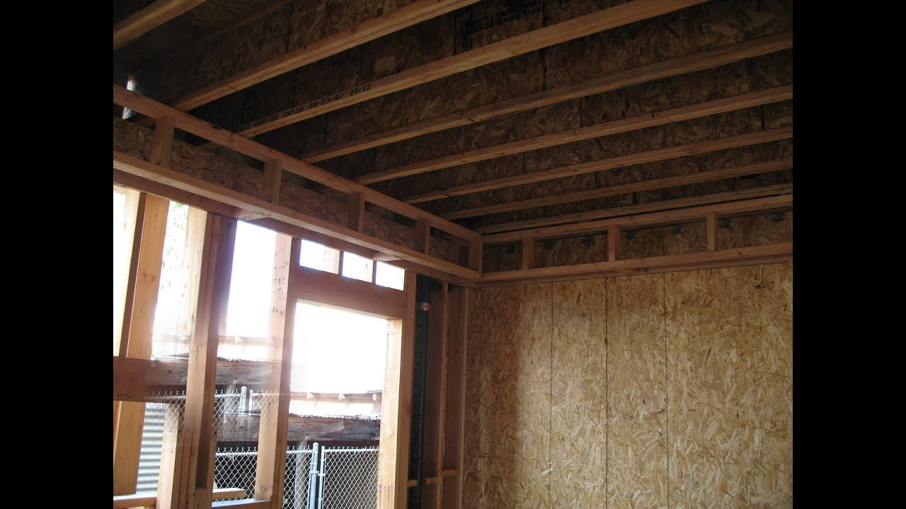 Structural home repairs how to install double floor for Structural floor joists