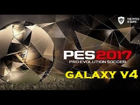 PES GALAXY V4 2016/2017 PSP (LINK DE DESCARGA)