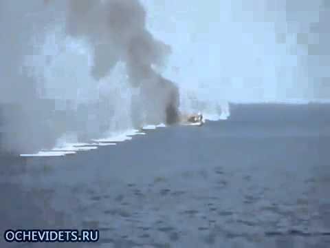 REAL combat between Russian navy and Somali pirates