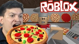 ROBLOX PIZZERIA - THE BEST DELIVERY, COCINERO, BOX OF ALL XD