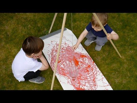 Fun Outdoor Activities for Kids | AD