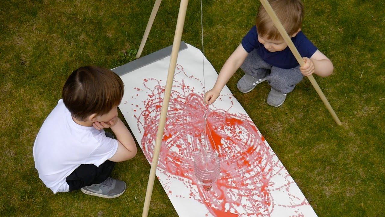 Fun Outdoor Activities For Kids Ad Youtube