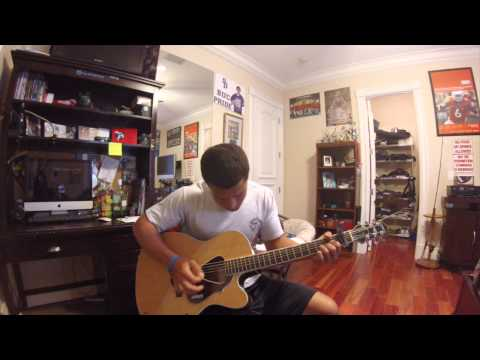 Leave The Night On (cover) by Clay Cowart