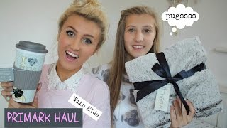 Primark Haul with My Sister! | Pugs, Pants & Uni Stuff