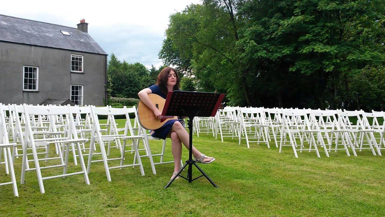 Wedding Singer Belfast Northern Ireland Noeleencosgrovemusic