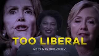 "RGA Georgia TV Ad: ""Stacey Abrams: Too Liberal For Georgia"""
