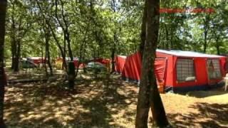 Camping Bijela Uvala -  Kroatië - Istrië - Porec
