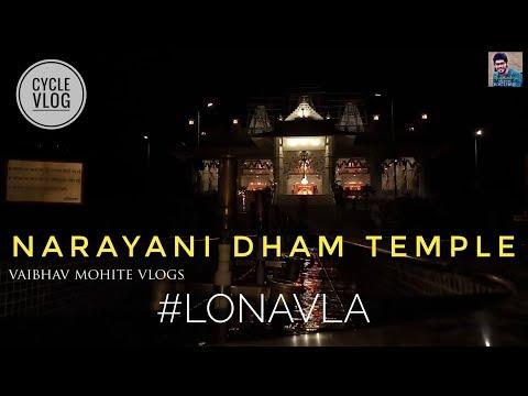 Narayani Dham Temple | Cycle Vlog | Reached At Lonavla #Travel And Food Vlog