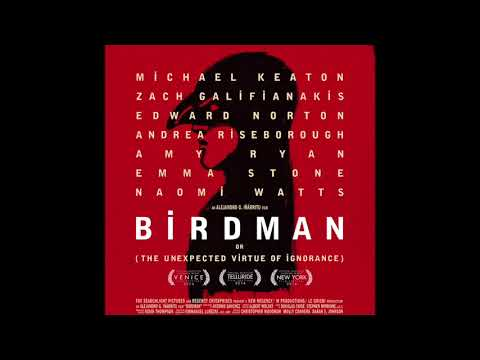 Antonio Sanchez - Birdman {FULL OST ALBUM} 2014