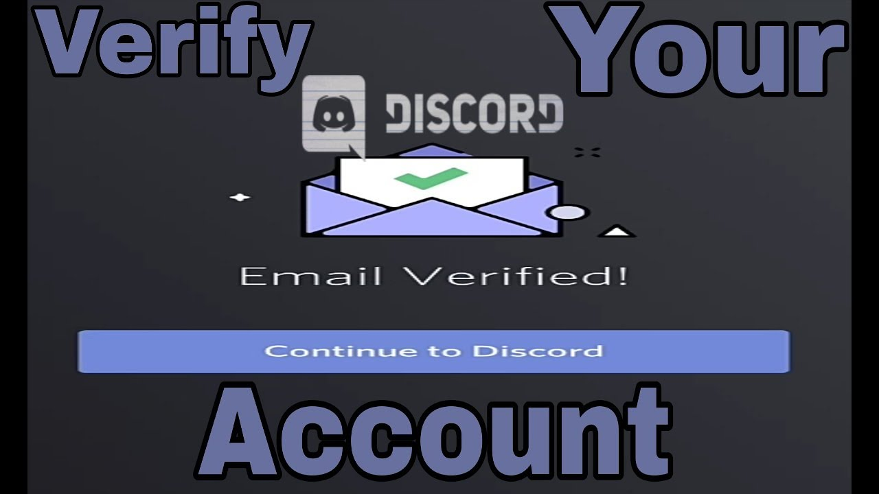 How to verify discord account!! Tutorial (ANDROID DISCORD)
