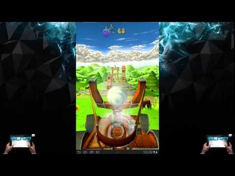 Catapult King - Обзор игры на Андроид и iOS