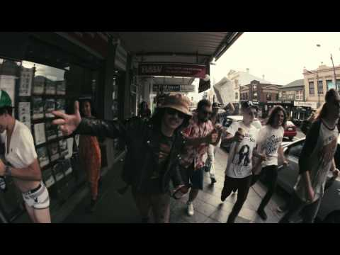 STICKY FINGERS - AUSTRALIA STREET (Official video)
