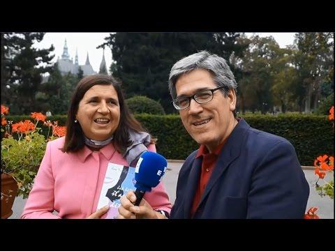 Entrevista a Rosa Pich y José María Postigo en Praga (octubre de 2014)