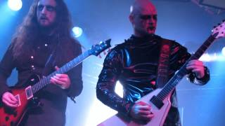 """Cradle of Filth - """"Beneath the Howling Stars"""" (live Luxembourg 2014)"""