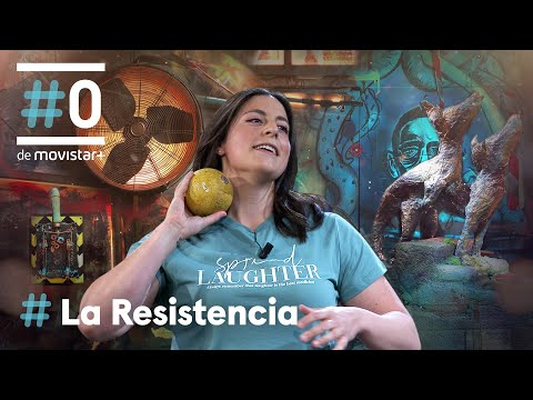LA RESISTENCIA - Entrevista a Belén Toimil   #LaResistencia 11.05.2021