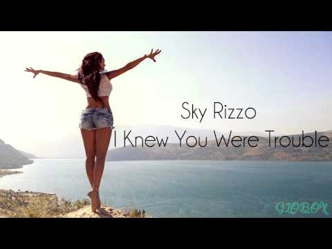Sky Rizzo - I Knew You Were Trouble (Remix) Prod. JHirsch
