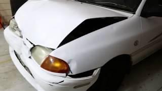 TUTO comment réparer une voiture accidenté de A a Z NO FAKE !!