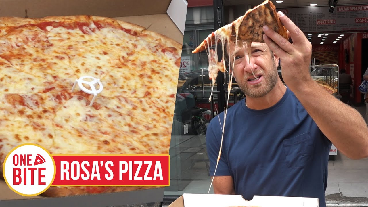 Barstool Pizza Review - Rosa's Pizza presented by Mack Weldon