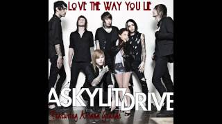 A Skylit Drive feat Ariana Grande - Love the Way You Lie