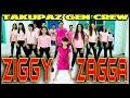 ZIGGY ZAGGA CHALLENGE - #ziggyzaggachallenge - GEN HALILINTAR - Choreography by Diego Takupaz