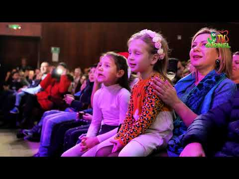 Adrian Ursu & Bety – De ziua ta (Suflul Iernii 2019) – Cantece pentru copii in limba romana