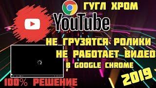 Не работает YouTube 2020