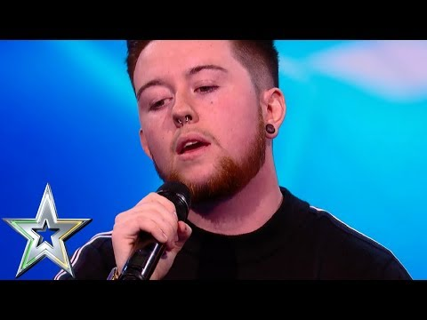 Jake Lanigan performs emotional rap dedicated to his mam  Ireland&39;s Got Talent 2019