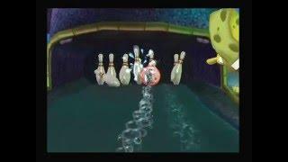 Let's Play Nicktoons Movin' - 1 Bikini Bottom Bowling