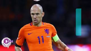 6 Football Teams that didn't make the  FIFA WorldCup 2018. Gianluigi Buffon | Arjen Robben | Derossi