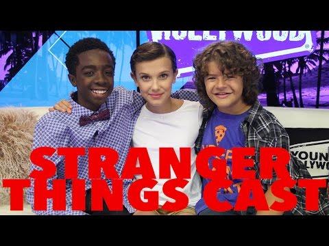STRANGER THINGS vs. Strange Things